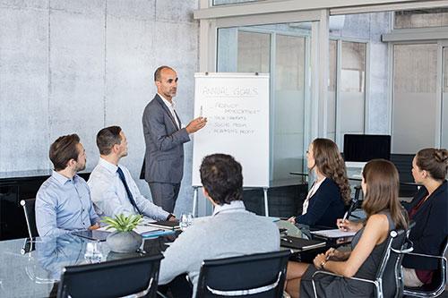 Führungskräfte- & Teamentwicklung