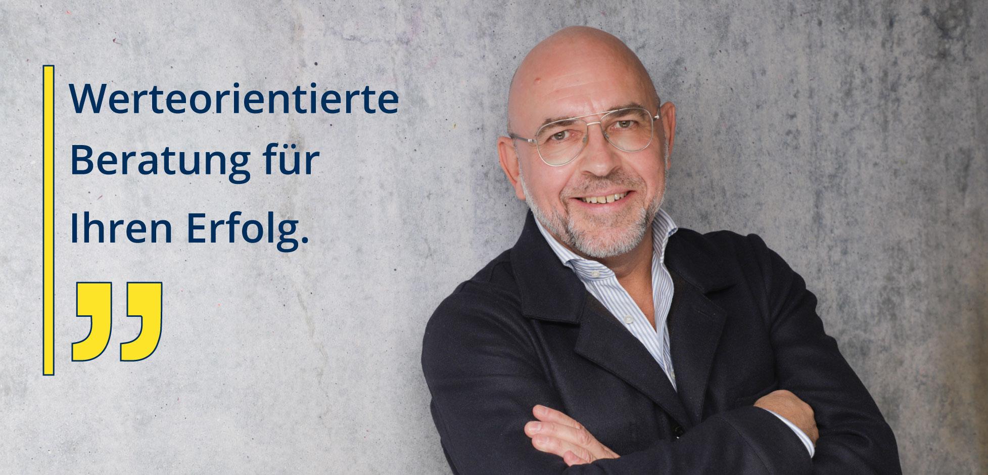 Thomas Studer Wertorientierte Unternehmensberatung für Ihren Erfolg